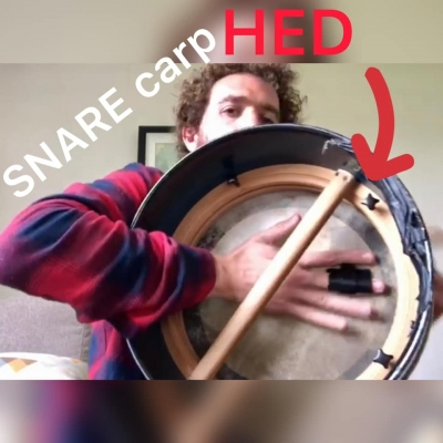 Snare CarpHED